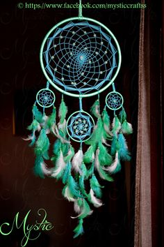 Dreamcatchers by Mystic (Anusha Bhadauria)  Contact us to place an order ~ +91…