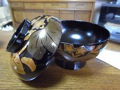 Wajima lacquer bowl 輪島塗 椀