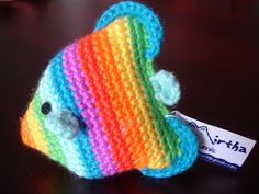 For anyone following my 'Stitches - of all kinds' board:  have moved all SEA LIFE to new board:  Stitches - Crochet by the Sea.