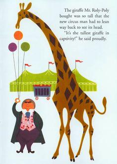 Vintage book shelf :: The Golden Circus. – Modern Kiddo