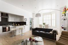 Hotel onefinestay - West Kensington Apartments - London #HotelDirect info: HotelDirect.com