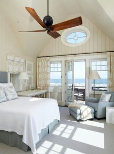 Beautiful coast bedroom. Repin via Beck Niesen