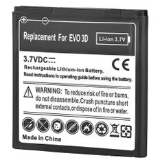 CommonByte For HTC EVO 3D Sprint 1900mAh New Rechargeable Battery on http://techaccessories.kerdeal.com/commonbyte-for-htc-evo-3d-sprint-1900mah-new-rechargeable-battery