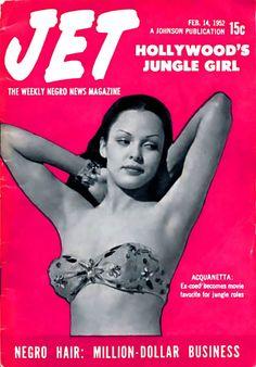 Jet Magazine February 1952