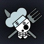 Nosebleed TS Sanji Jolly Roger by Z-studios.deviantart.com on @deviantART