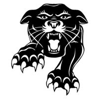 black panther clipart - Google Search