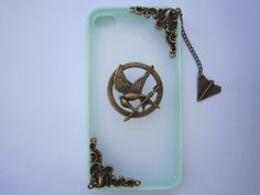 iPhone 4 4s Cover Case iPhone 5 Cover the Hunger by WearingPretty, $12.99