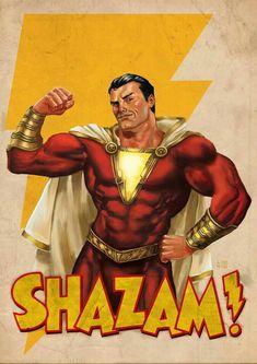 Dc Comics Superheroes, Dc Comics Characters, Dc Comics Art, Original Captain Marvel, Captain Marvel Shazam, Marvel Heroes, Marvel Dc, Marvel Comics, Mary Marvel