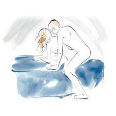 Corkscrew—Sex Positions