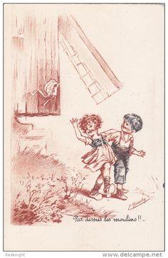 naudy illustrateur - Delcampe.fr