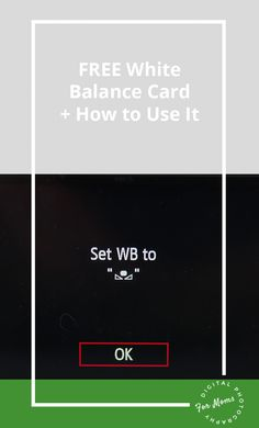 Image result for gray card white balance