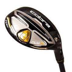This is our highest rated Certified Pre-Owned condition. Outlet condition clubs have never been hit. However, they cannot be sold as new as they could have been floor samples or demo clubs. Cobra Golf, Bicycle Helmet, Graphite, Golf Clubs, Link, Ebay, Left Handed, Graffiti, Cycling Helmet