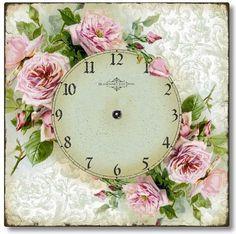 Gallery.ru / Foto # 2 - Enquanto o relógio bater doze ... Faces - Anneta2012
