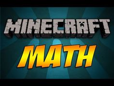 Math in minecraft