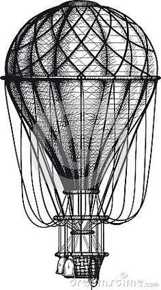 Stary Lotniczy Ballon