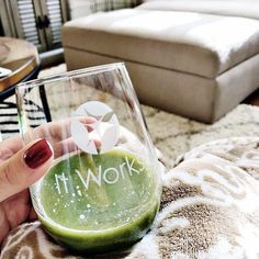 Did you know that there are 38 fruits and vegetables in there? Matcha green tea It detoxifies your body and gives you energy In addition, it tastes great #greens #detox #best #life