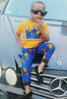 Ankara Styles For Kids; Little Girls And Baby Girls Ankara Styles African Fashion Ankara, Latest African Fashion Dresses, African Print Fashion, Africa Fashion, Baby African Clothes, African Dresses For Kids, African Children, Ankara Styles For Kids, Latest Ankara Styles