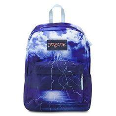 Lightning backpack from Jansport | back to school 2015