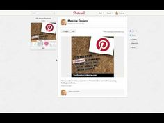 Pinterest Training http://TopDogSocialMedia.com Melonie Dodaro from Top Dog Social Media outlines a few things you need to do to maximize your exposure on Pinterest through optimizing keywords and inserting links in the right spot! Pinterest marketing is extremely effective and this video shows you how to drive more traffic with Pinterest! Watch this short Pinterest training to learn how you can generate traffic through your pins!