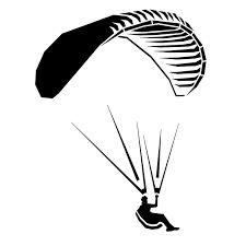 Afficher l 39 image d 39 origine tatouage parapente - Parapente dessin ...