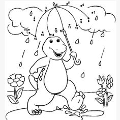 Dot To Dot Coloring Pages Free For Kids - Preschool Learning Online