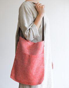 Jill Shoulder Bag – Shop Fog Linen