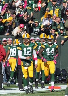 The Green Bay Packers :)