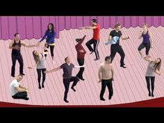 The Charlie Brown School of Dance (Peanuts) - YouTube