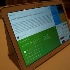Hands On With the Samsung Galaxy NotePRO