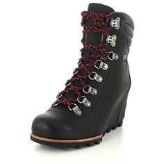 Women's Conquest Wedge Booties * You can find more details by visiting the image link. (This is an affiliate link) #Outdoor