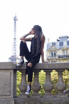 Alex's Closet - Blog mode et voyage - Paris | Montréal: NOIRsurNoir