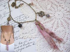 Kette+Goddess+von+Enchanted+Moon+++auf+DaWanda.com