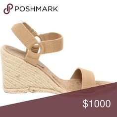 ISO Ralph Lauren Beige Espadrilles In search of these, not selling these. Need a size 9. New or used, as long as they are in good condition. They're for my aunt. Tag me if you have these only. Not looking for any other color Thanks !  ☺️💕 Ralph Lauren Shoes Espadrilles