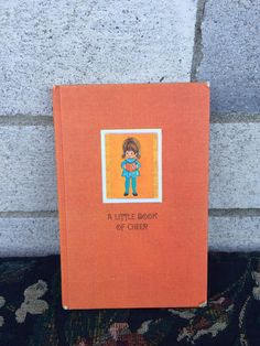 Hallmark A Little Book of Cheer Book by LauraTrev1 on Etsy