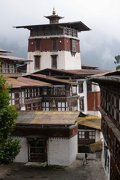 Trongsa | Flickr - Photo Sharing!