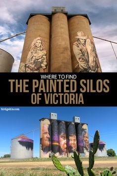 Silo Art Trails: A Guide to Two Amazing Public Art Tours - Birdgehls Australia Funny, Visit Australia, Sydney Australia, Travel Guides, Travel Tips, Australian Road Trip, Australia Travel Guide, New Zealand Travel, Victoria Australia