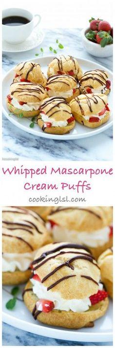 whipped-mascarpone-cream-puffs-recipe
