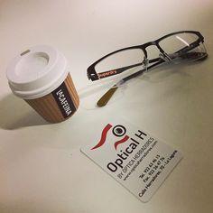 Largo día de trabajo incorporando modelos de #gafas para la campaña de #primavera en @opticalh #lalaguna con ayuda de nuestros amigos de #lacafeina