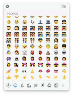 FINALLY diverse emoji featuring different skin tones, different kinds of families