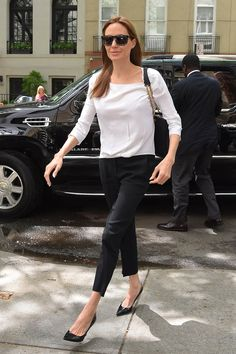 28 Styling Tricks We're Stealing From Angelina Jolie and Never Giving Back