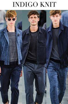 Denim Trends in Menswear-Fall/Winter 2014/2015 by Trend Council | 6