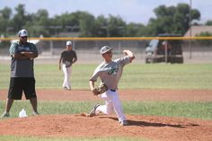 THATCHER — The Young Guns club baseball team got in some extra work, with a scrimmage against Morenci on Tuesday.
