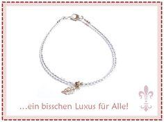 #Armbändchen #silber #925 #Luxusperle #Blatt #Blättchen #blau #Stahlseide #stabil #Schmuck #grau