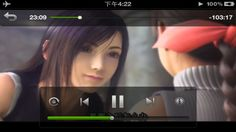 AcePlayer -Powerful Media Player, Version: 2.4 (iPhone / iPod Touch / iPad) (Application)