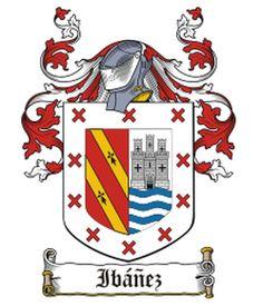 Ibanez family crest