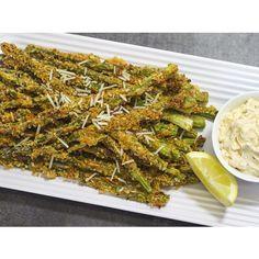 Asparagus Fries Recipe | The Spice & Tea Exchange