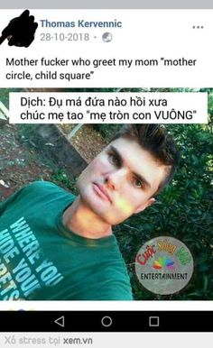 Mẹ tròn con vuông trong truyền thuyết Comedy Pictures, Meme Pictures, Funny Blogs, Funny Stories, Funny Good Morning Memes, Funny Questions, Funny Cat Photos, Vietnam, Funny Comics