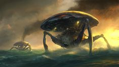 Doug Chiang Science Art, Science Fiction, Orson Scott Card, The Martian, For Stars, Game Character, Robots, Concept Art, Sci Fi