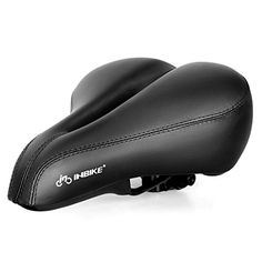 Bike Saddles - Inbike High Rebound Foam Bike Seat for Cruiser Bike Comfortable Bicycle 10679 ** Click on the image for additional details.