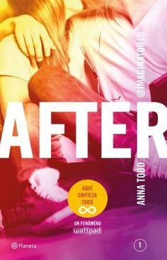 #wattpad #novela-juvenil estoy traduciendo el libro completo de after de anna todd.